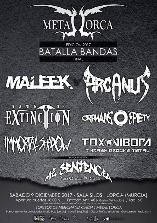 MetaLLorca_BatallaDeBandas2017_9-12-17_Cartel