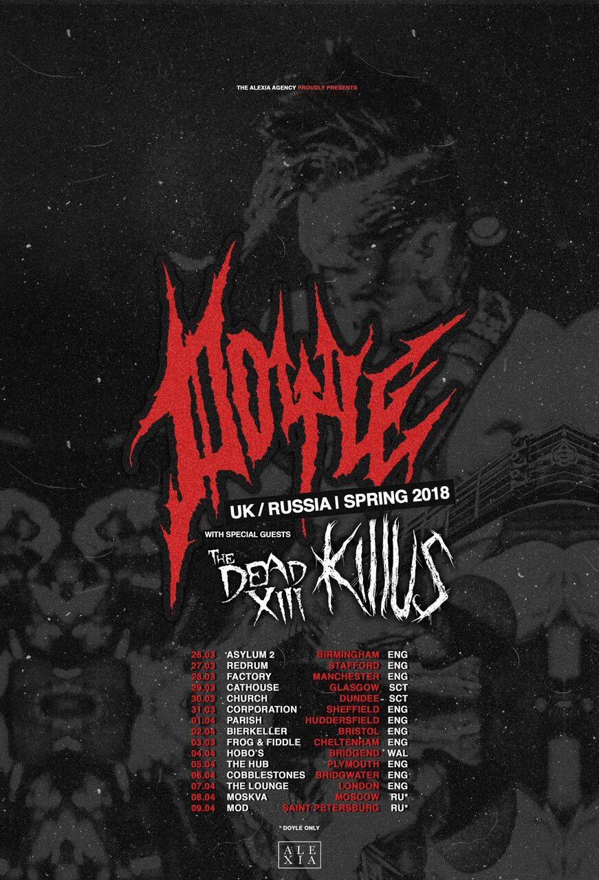 KILLUS Tour
