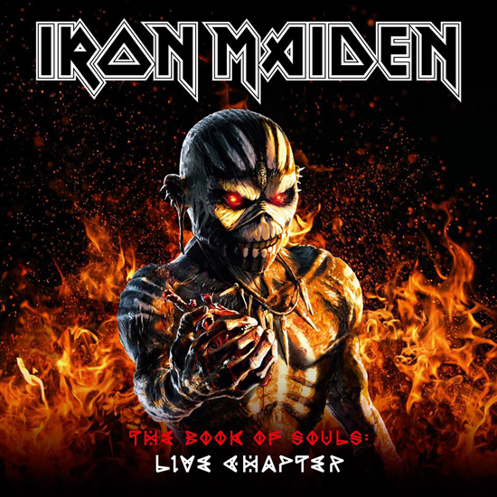 IRON MAIDEN – LIVE CHAPTER (DVD)