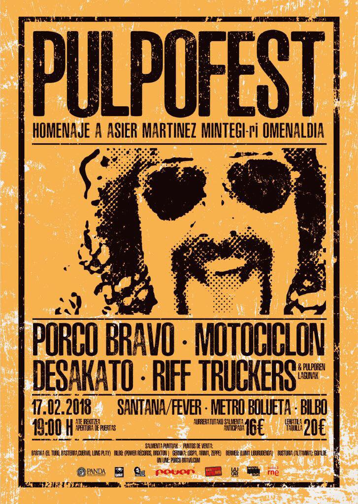 Porco Bravo - Pulpofest 2018