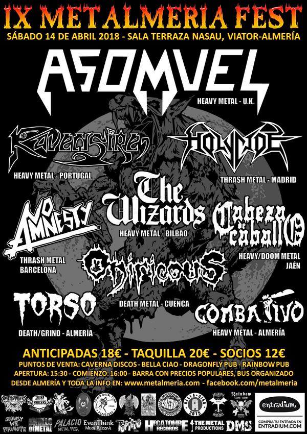IX Metal Almeria Fest