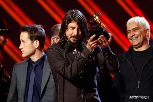 Foo Fighters Grammy 2018