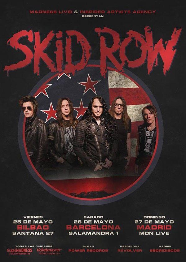 SKID-ROW 2018