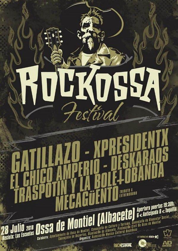 RockOssa Festival  2018 Medium