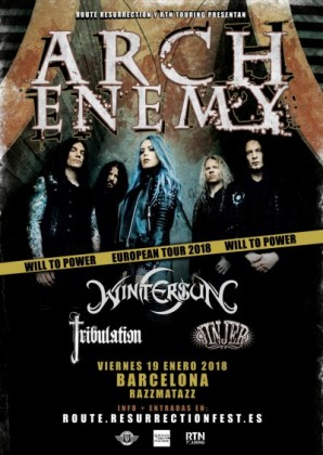 Route_Resurrection_2018_Arch_Enemy_Poster_1100x1549