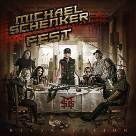 michael schenker fest-resurrection 2018