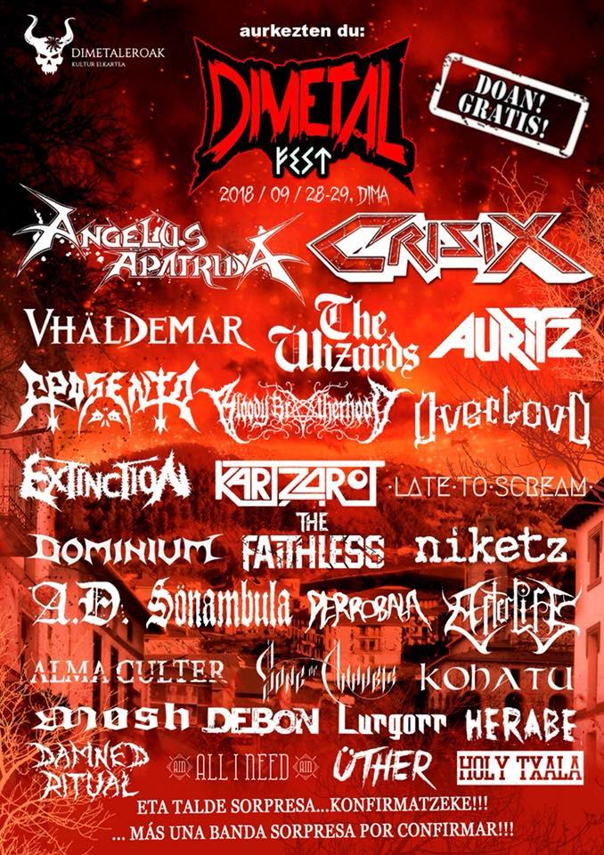 Dimetal Fest 2018