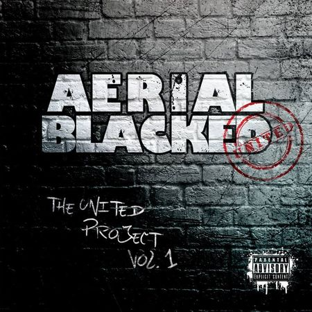 AERIAL BLACKED – THE UNITED PROJECT VOL. 1