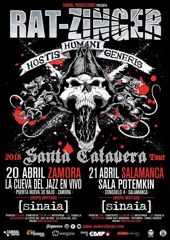 Rat-zinger - Zamora y Salamanca
