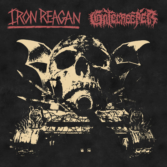 Iron Reagan / Gatecreeper