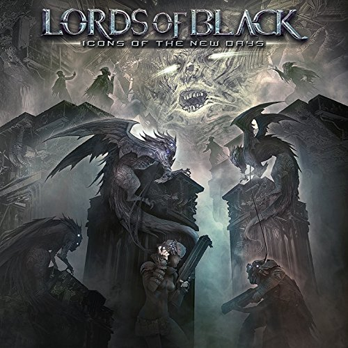 LORDS OF BLACK – ICONS OF THE NEWS DAYS