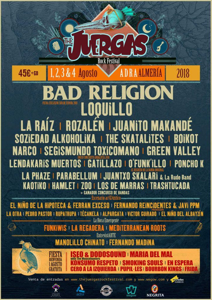 The Juergas Rock 2018
