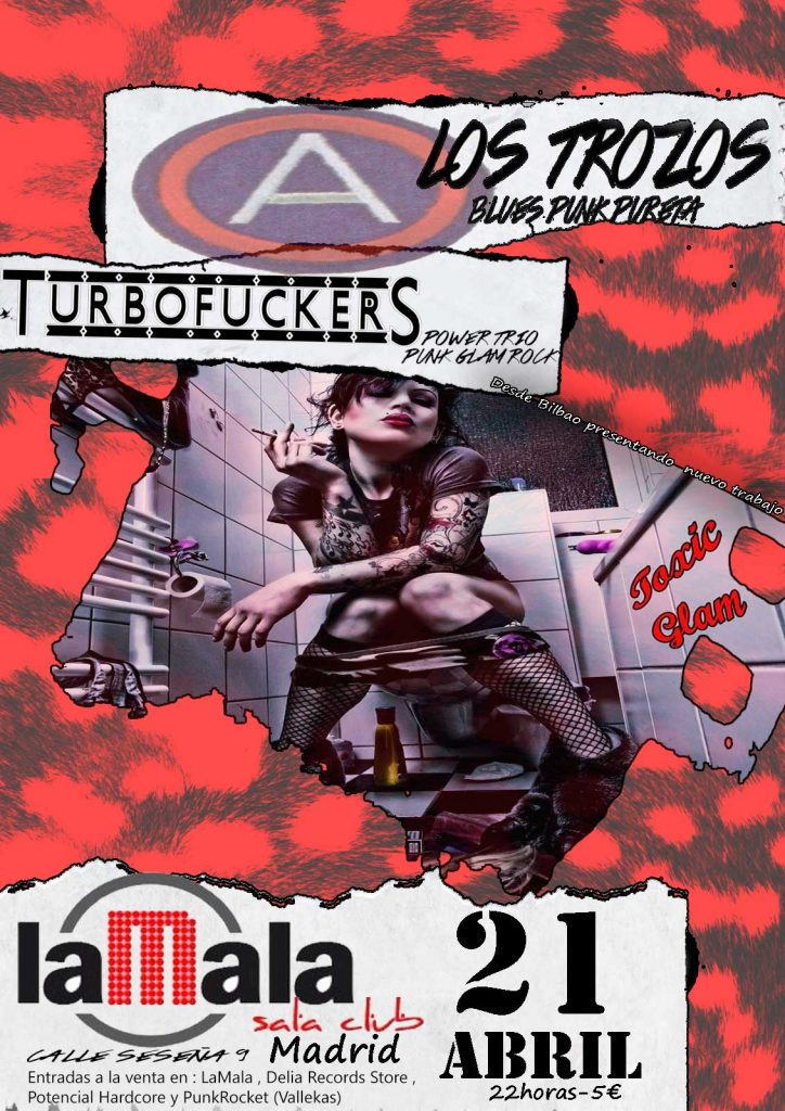Turbofuckers Madrid