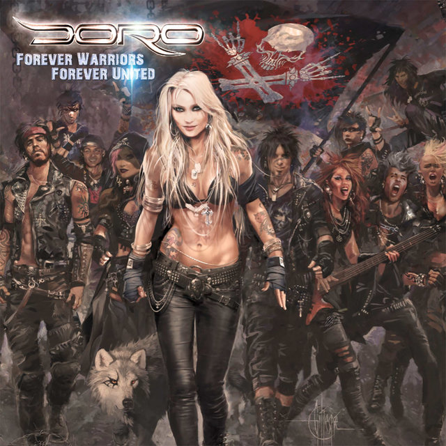 DORO – Forever warriors, forever united.