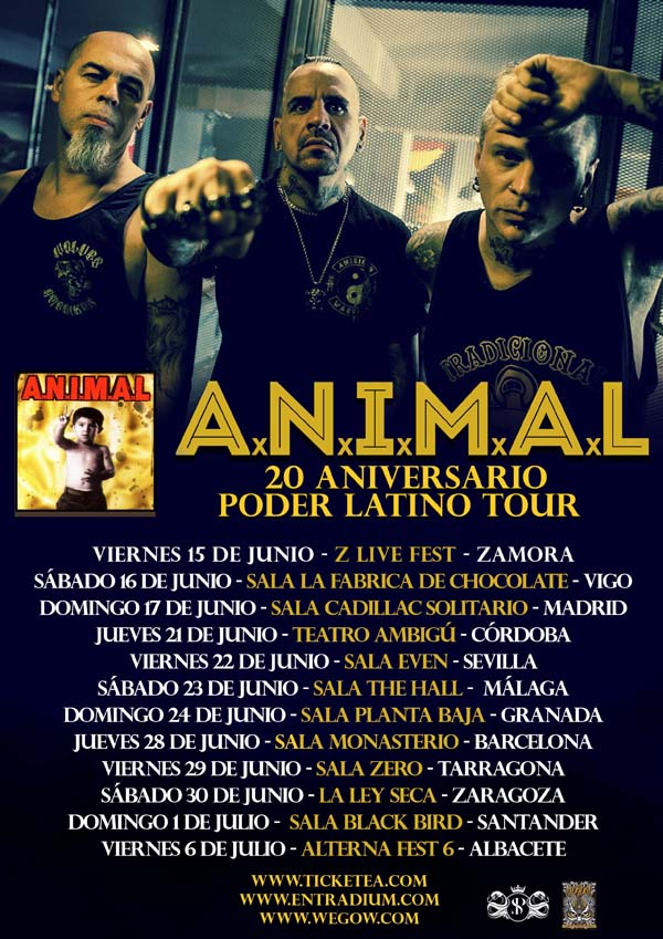 Cartel_gira_animal_2018