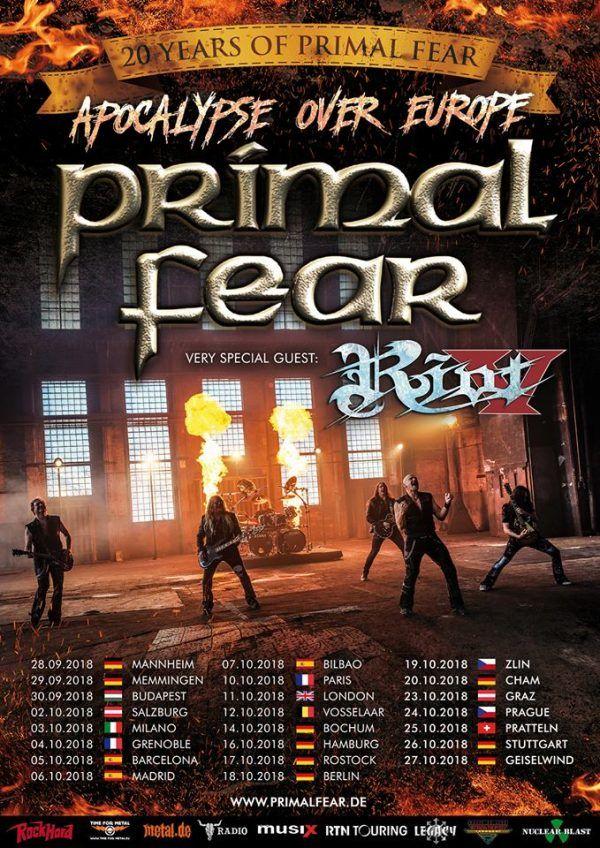 primal-fear Gira 2018