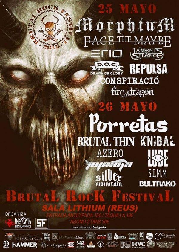 BRUTAL ROCK FEST