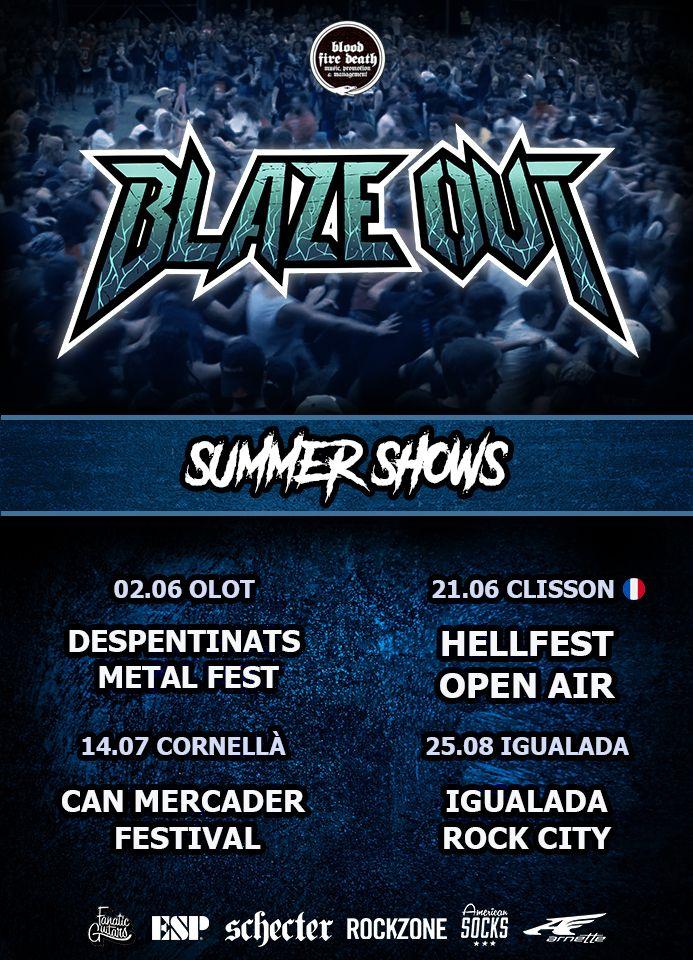 BLAZE OUT: FESTIVALES VERANIEGOS – Metalcry.com :: Tu Web de Rock y ...
