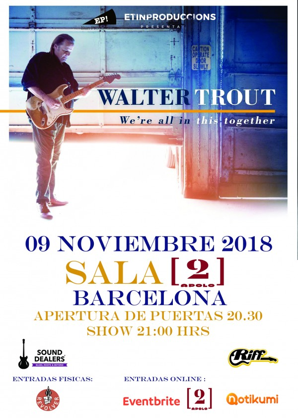 Cartel Walter Trout 2018 2 (2) Definitivo