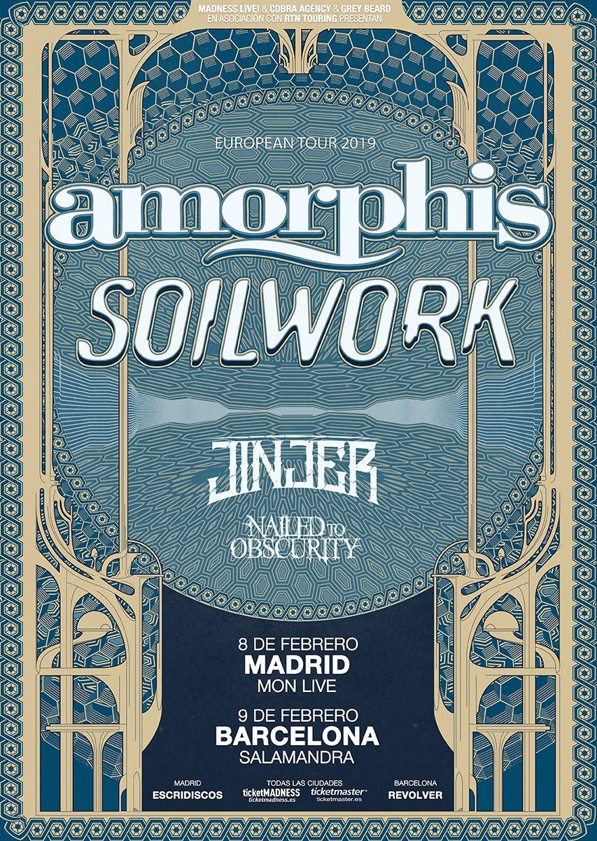 amorphis Gira 2019