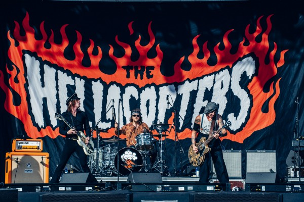 180630 - The Hellacopters – Download Festival Madrid 18