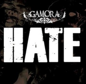GAMORA – HATE