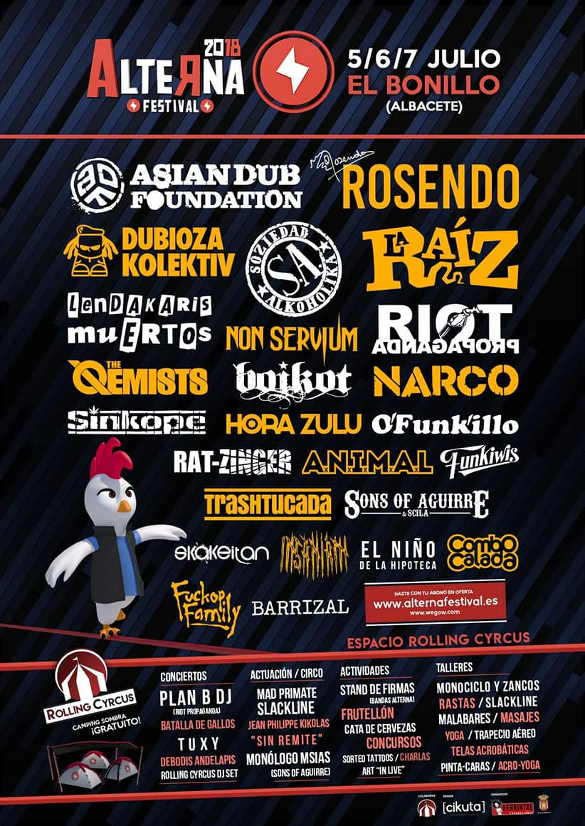 Alterna Rock 2018