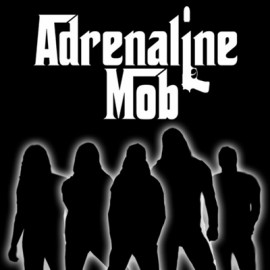 ADRENALINE MOB – ADRENALINE MOB EP