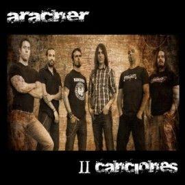 ARACNER – II CANCIONES