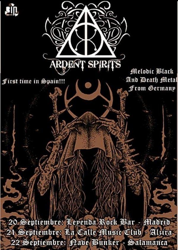 Ardent Spirits Tour