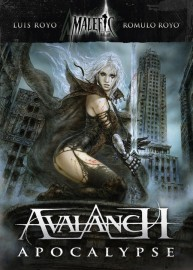 AVALANCH – MALEFIC TIME, APOCALYPSE