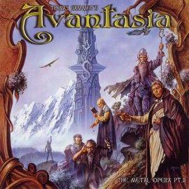 AVANTASIA – THE METAL OPERA PART II