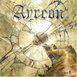 AYREON – THE HUMAN EQUATION