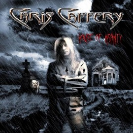 CHRIS CAFFERY – HOUSE OF INSANITY