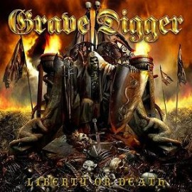 GRAVE DIGGER – LIBERTY OF DEATH