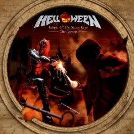 HELLOWEEN – KEEPER OF THE SEVEN KEYS PT. III – THE LEGACY