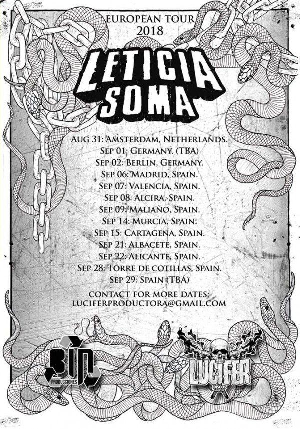 Leticia Soma Tour