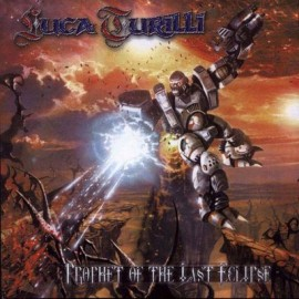 LUCA TURILLI – PROPHET OF THE LAST ECLIPSE