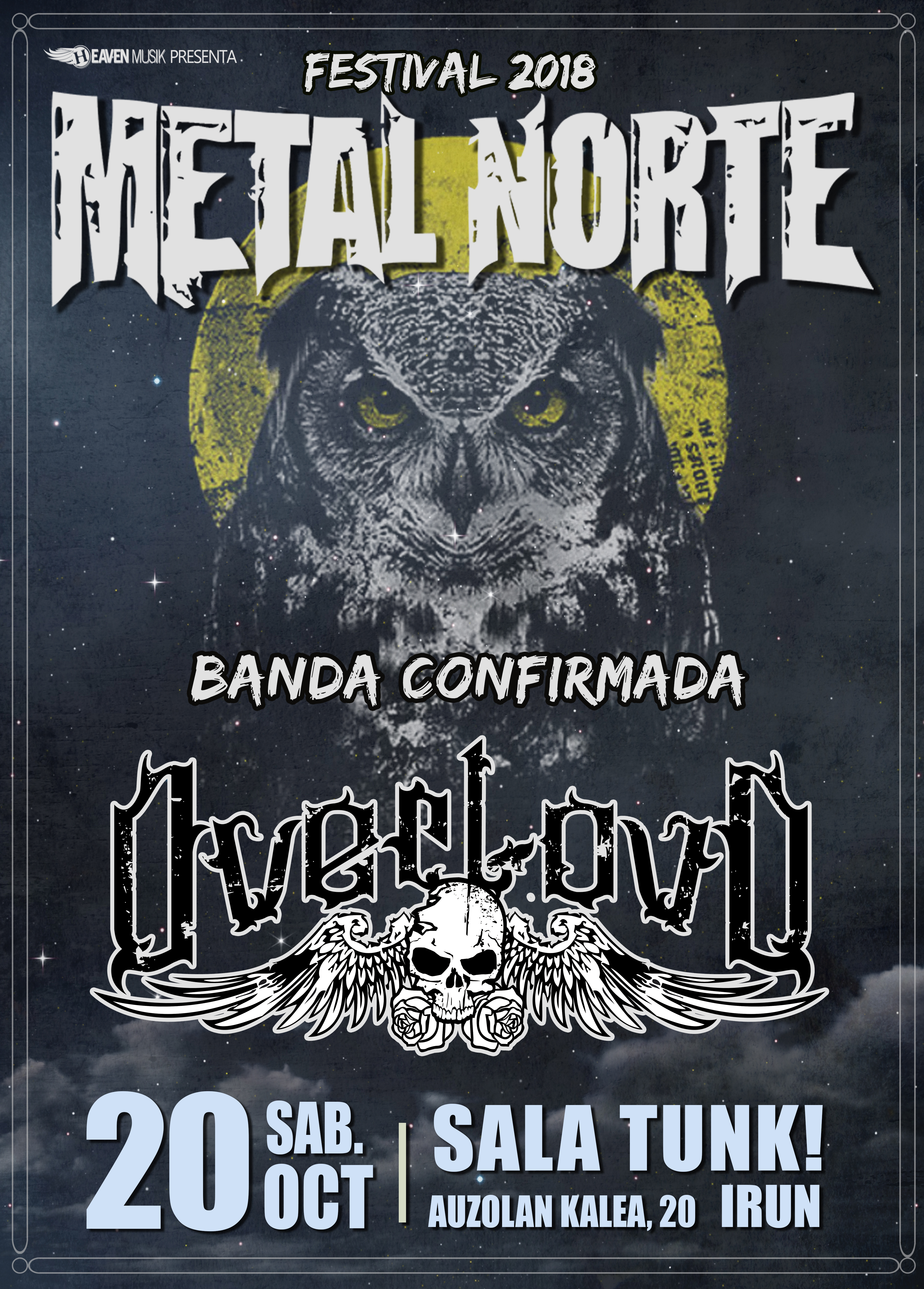 METALNORTE-OVERLOUD