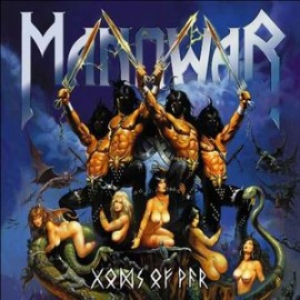 MANOWAR – GODS OF WAR