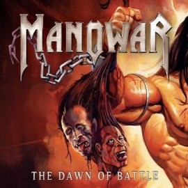 MANOWAR – THE DAWN OF BATTLE