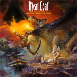 MEAT LOAF – BAT OUT OF HELL III: THE MONSTERS IS LOOSE