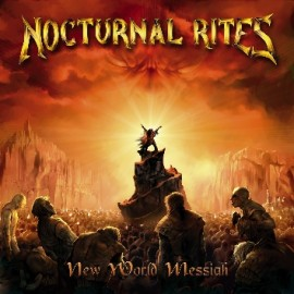 NOCTURNAL RITES – NEW WORLD MESSIAH
