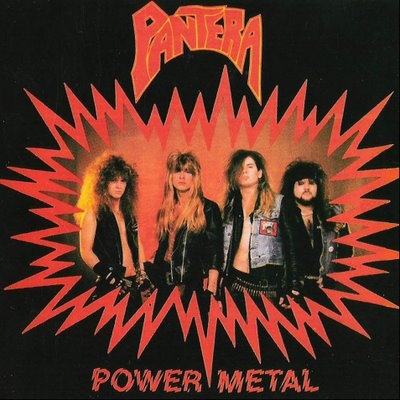 PANTERA – POWER METAL