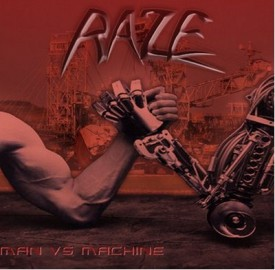 RAZE – MAN VS MACHINE