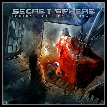 SECRET SPHERE – PORTRAIT OF A DYING HEART