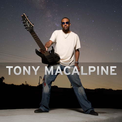 TONY MACALPINE – TONY MACALPINE