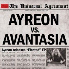 AYREON / AVANTASIA – ELECTED EP