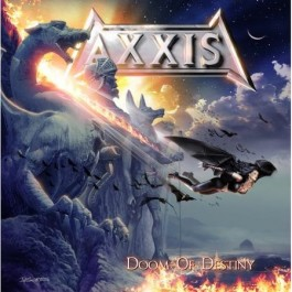 AXXIS – DOOM OF DESTINY