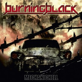 BURNING BLACK – MECHANIC HELL